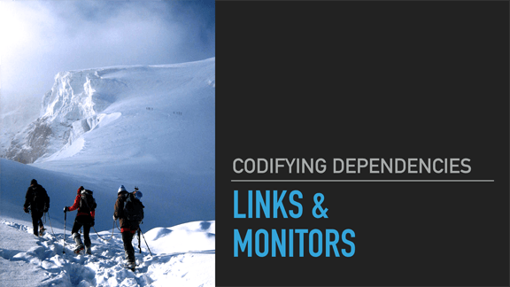 Links & Monitors