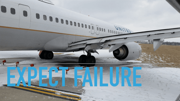 expect failure